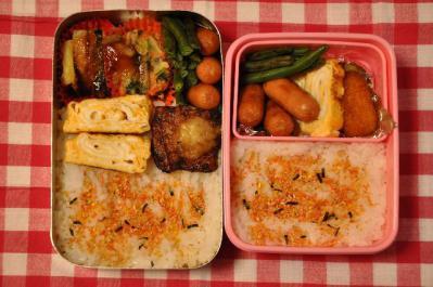 04  リリちゃんタマゴ焼きべんとう