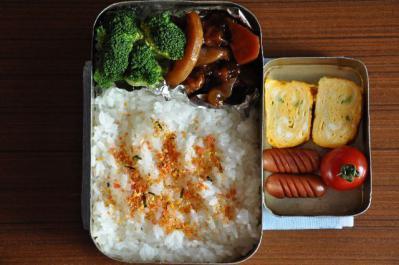 04 酢豚弁当