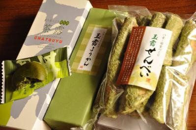 04  八女茶お菓子