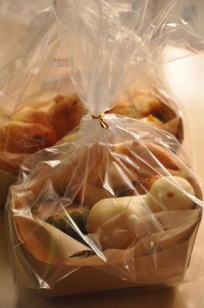 ドンクのパン