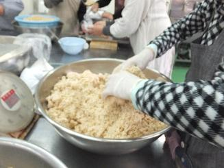 味噌作り 003