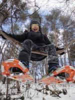 雪の森の探検隊6