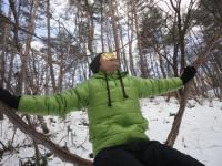 雪の森の探検隊5