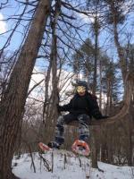 雪の森の探検隊7
