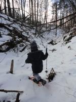 雪の森の探検隊10