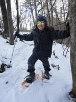 雪の森の探検隊2
