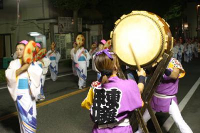 伊東温泉花笠踊り