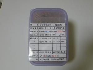 久留米52.5梱包