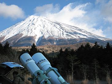 残念富士山