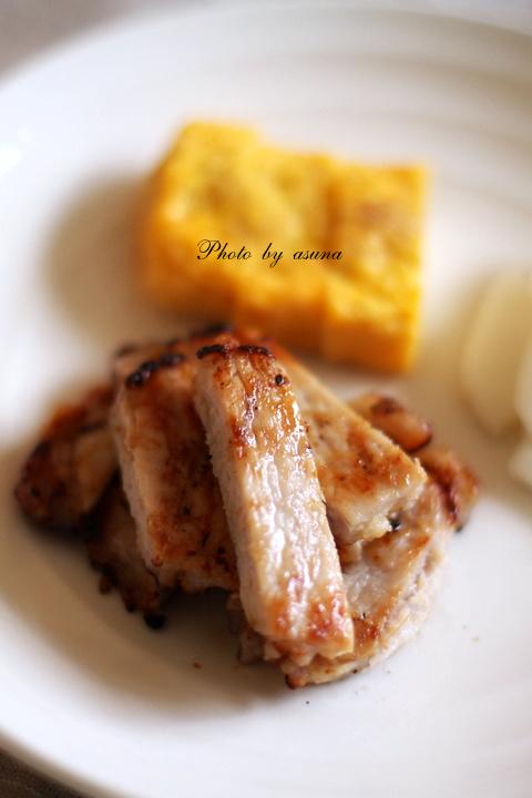 塩麹の豚肉漬け