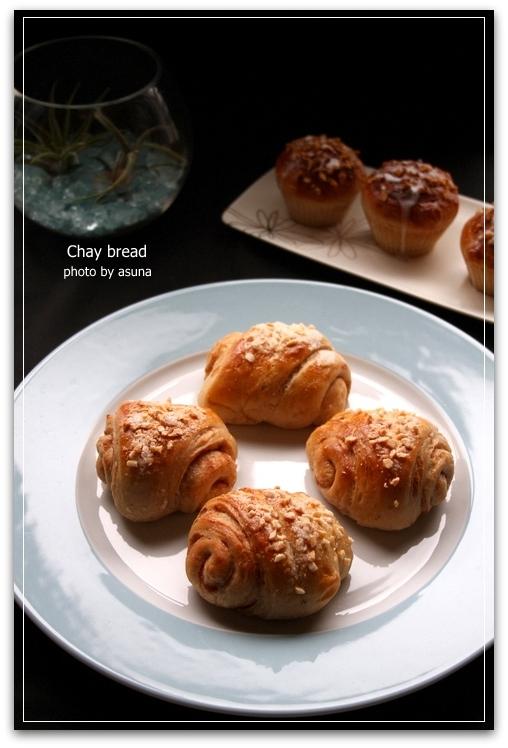チャイパン/Chay bread