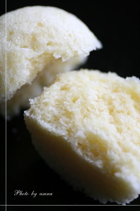 塩麹で蒸しパン