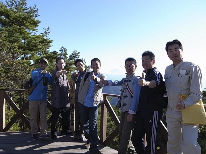 B級グルメグランプリin甲府とヤクザ戦争と昇仙峡&富士山