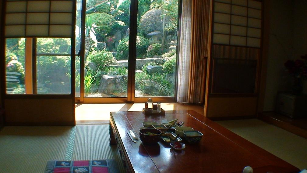 The Anayama hot spring is noted for its Japanese garden and also commanding full view of surrounding mountain ranges,.JPG