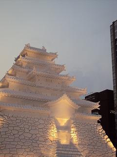 会津のお城