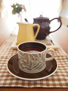 好きなカップで紅茶