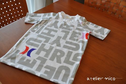 息子Tシャツ2