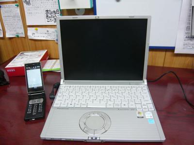 Panasonic T5 SSD 換装 01