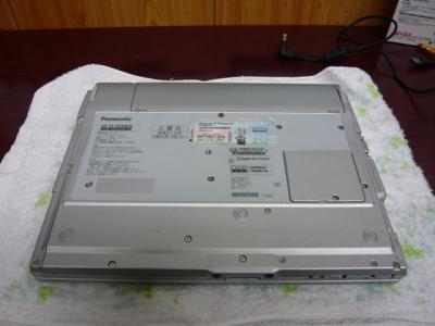 Panasonic T5 SSD 換装 08