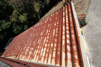 002 生口島 K様邸 省エネ節電 遮熱塗料(ECO-COOL)使用 屋根塗装工事 べんりMAN 15