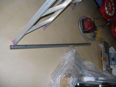 プラズマ天井吊り下げ工事 16