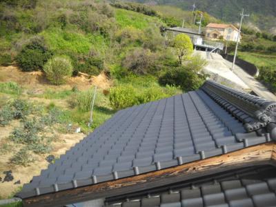 06 T様邸 SANYO HIT 太陽光ソーラー発電 3.36Kw