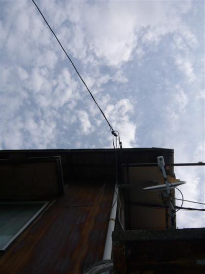引き込み電線
