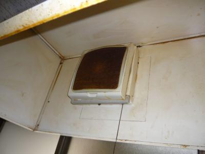 09 生口島 N様邸 リフォーム(タカラキッチン(L型)、クロス張替、床張替、天井張替、額縁塗装) べんりMAN 15