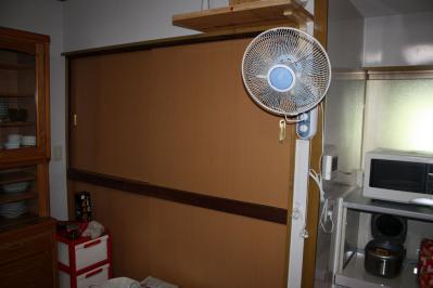 30 生口島 N様邸 リフォーム(タカラキッチン(L型)、クロス張替、床張替、天井張替、額縁塗装) べんりMAN 15
