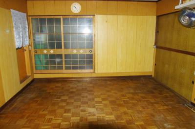 59 生口島 N様邸 リフォーム(タカラキッチン(L型)、クロス張替、床張替、天井張替、額縁塗装) べんりMAN 15