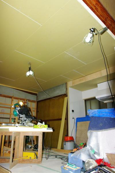 71 生口島 N様邸 リフォーム(タカラキッチン(L型)、クロス張替、床張替、天井張替、額縁塗装) べんりMAN 15