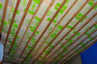 69 生口島 N様邸 リフォーム(タカラキッチン(L型)、クロス張替、床張替、天井張替、額縁塗装) べんりMAN 15