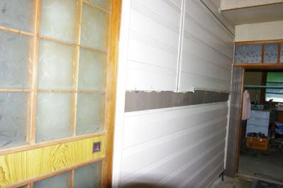 80 生口島 N様邸 リフォーム(タカラキッチン(L型)、クロス張替、床張替、天井張替、額縁塗装) べんりMAN 15
