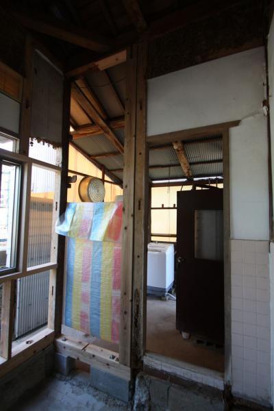 011 生口島 K様邸 ユニットバスリフォーム(五右衛門風呂→1618 ユニットバス) べんりMAN 15
