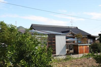 007 生口島 T様邸 京セラ太陽光発電(5.95KW)設置工事 正義の味方 べんりMAN 15