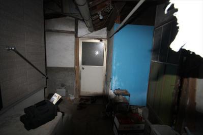 006 生口島 I様邸 ユニットバス松コース タカラスタンダード伸びの美容室(1617)、脱衣場増築リフォーム、複層ガラスサッシ工事  正義の味方 べんりMAN 15