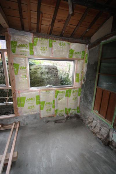022 生口島 I様邸 ユニットバス松コース タカラスタンダード伸びの美容室(1617)、脱衣場増築リフォーム、複層ガラスサッシ工事  正義の味方 べんりMAN 15