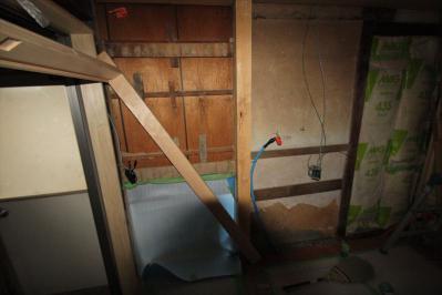 031 生口島 I様邸 ユニットバス松コース タカラスタンダード伸びの美容室(1617)、脱衣場増築リフォーム、複層ガラスサッシ工事  正義の味方 べんりMAN 15