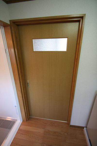 061 生口島 I様邸 ユニットバス松コース タカラスタンダード伸びの美容室(1617)、脱衣場増築リフォーム、複層ガラスサッシ工事  正義の味方 べんりMAN 15