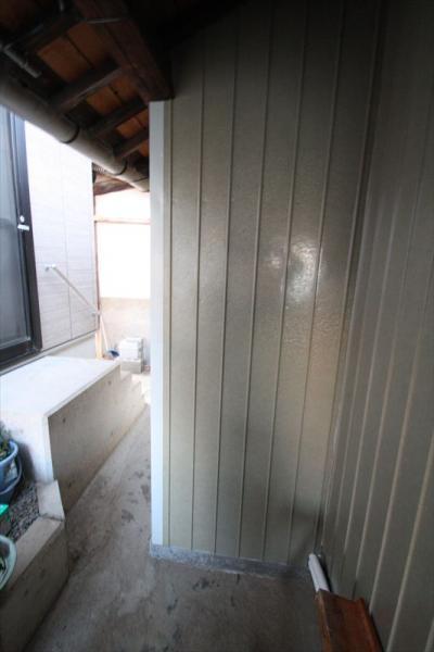 066 生口島 I様邸 ユニットバス松コース タカラスタンダード伸びの美容室(1617)、脱衣場増築リフォーム、複層ガラスサッシ工事  正義の味方 べんりMAN 15
