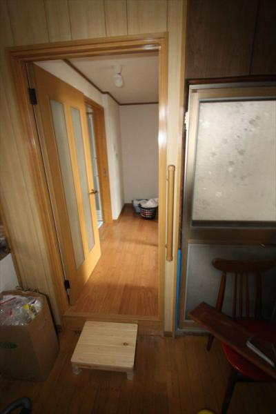 068 生口島 I様邸 ユニットバス松コース タカラスタンダード伸びの美容室(1617)、脱衣場増築リフォーム、複層ガラスサッシ工事  正義の味方 べんりMAN 15