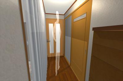 093 生口島 I様邸 ユニットバス松コース タカラスタンダード伸びの美容室(1617)、脱衣場増築リフォーム、複層ガラスサッシ工事  正義の味方 べんりMAN 15
