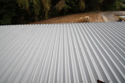 004 生口島 K様邸 省エネ節電 遮熱塗料(ECO-COOL)使用 屋根塗装工事 べんりMAN 15