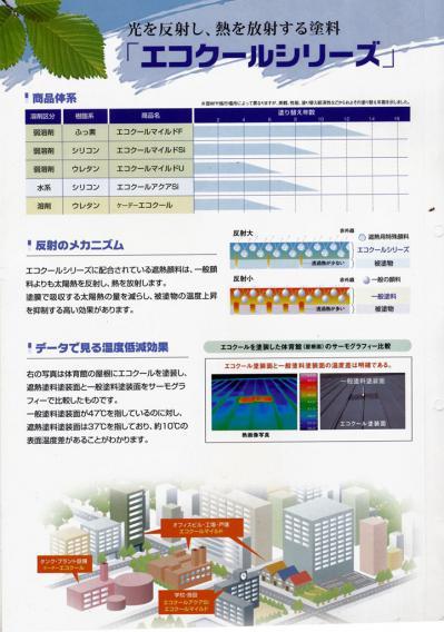 012 生口島 K様邸 省エネ節電 遮熱塗料(ECO-COOL)使用 屋根塗装工事 べんりMAN 15