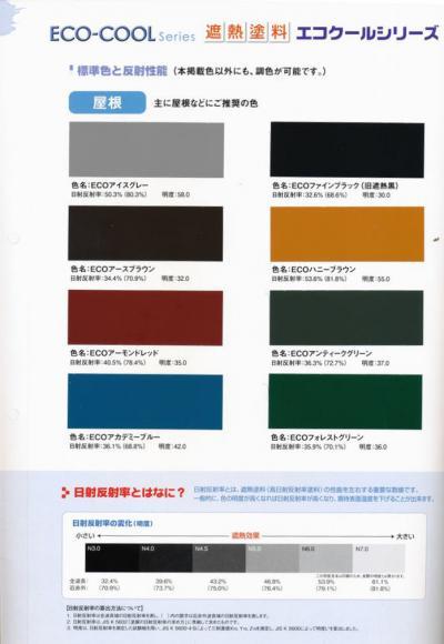 014 生口島 K様邸 省エネ節電 遮熱塗料(ECO-COOL)使用 屋根塗装工事 べんりMAN 15