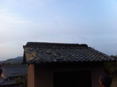 008 生口島 U様邸 (泥葺き瓦 補修工事) べんりMAN 15