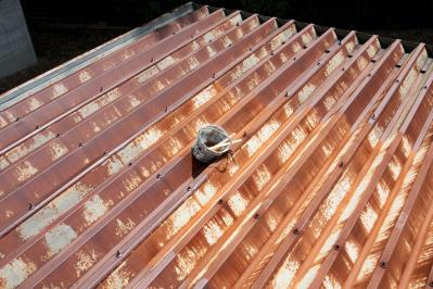 010 生口島 K様邸 省エネ節電 遮熱塗料(ECO-COOL)使用 屋根塗装工事 べんりMAN 15