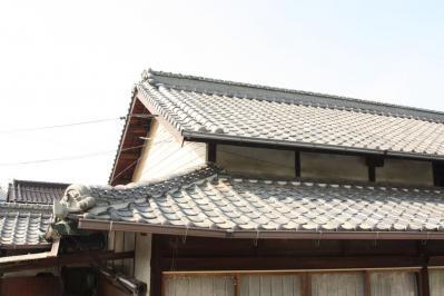 021 生口島 U様邸 (泥葺き瓦 補修工事) べんりMAN 15