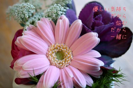 ヨモヨモのお花
