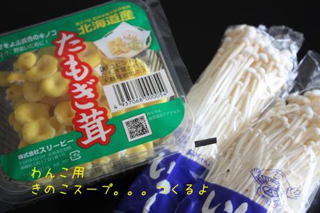 スープにして冷凍保存。毎日食べるよ!!